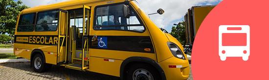 Gestão do Transporte Escolar - Turma Janeiro